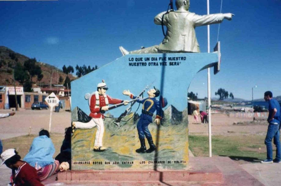 BoliviaChile